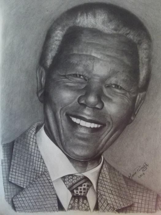 Nelson Mandela by maria248